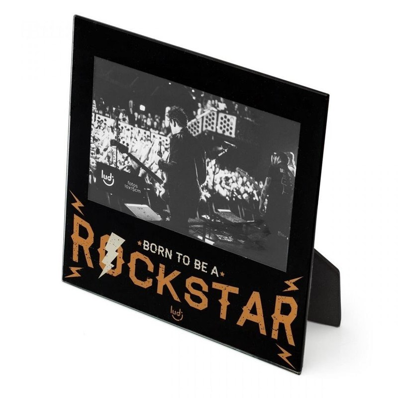 Porta-Retrato Rockstar