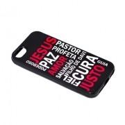 Capinha para Celular iPhone - Jesus Palavras