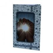 Cartão Para Presente Branco - Que a Luz Divina... (Acompanha Envelope)