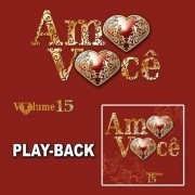 CD Amo Você PlayBack Volume 15