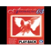 CD Atmosfera de Adoração Volume 3 Playback