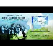 CD Banda Terra da Promessa - O Melhor da Terra
