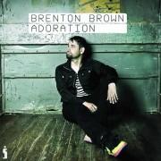CD Brenton Brown - Adoration