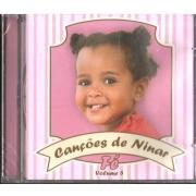 CD Canções de Ninar - Fé Volume 5
