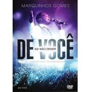 CD + DVD Ele Não Desiste De Você - Marquinhos Gomes