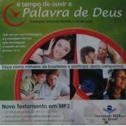 CD É Tempo De Ouvir A Palavra De Deus - Mp3