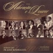 CD IVC Adoração E Louvor Jubileu Do Pastor José Rodrigues (CD Duplo)