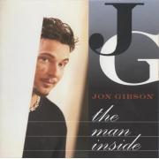 CD Jon Gibson - The Man Inside