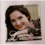CD Lauriete - Eternamente Adorador Playback