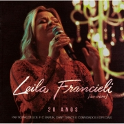 CD Leila Francieli - Ao Vivo