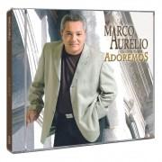 CD Marco Aurélio - Adoremos