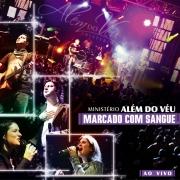 CD Ministério Além do Véu - Marcado Com Sangue PlayBack