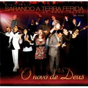 CD Ministério Sarando a Terra - O Novo Deus