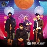 CD Rosa de Saron - Acústico Ao Vivo