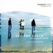 CD The Parachute Band - All The Earth