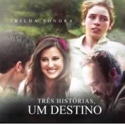 CD Trilha Sonora Do Filme Três Histórias E Um Destino