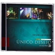 CD Deigma Marques - Único Desejo e Coletanea Ao Vivo