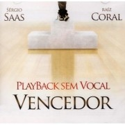 CD Sergio Saas - Vencedor Playback Sem Vocal