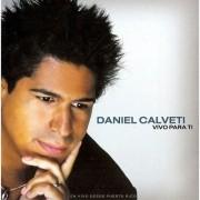 CD Daniel Calveti - Vivo Por Ti