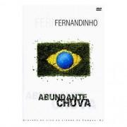 DVD Abundante Chuva - Fernandinho