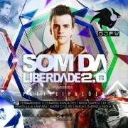 DVD + CD DJPV - Som Da Liberdade 2.0