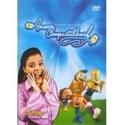 DVD Diante Do Trono Crianças - Vamos Compartilhar