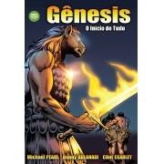 HQ Gênesis - O Início de Tudo - Michael Pearl - Revista Em Quadrinhos Cristã