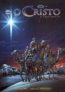 HQ Revista Em Quadrinhos O Cristo Volume 1 - O Nascimento - Ben Avery