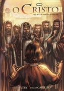 HQ Revista Em Quadrinhos O Cristo Volume 2 - Os Primeiros Passos - Ben Avery