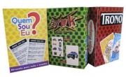 Kit Jogos Evangelização Lazer Família Jogos Cristãos Evangelicos 6 Jogos