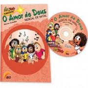 Livro + CD O Amor de Deus