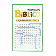 Passatempos Bíblicos - Volume 1