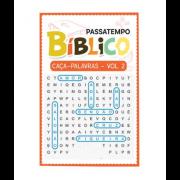 Passatempos Bíblicos - Volume 2