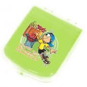 Sanduicheira Plastico Mig - Verde