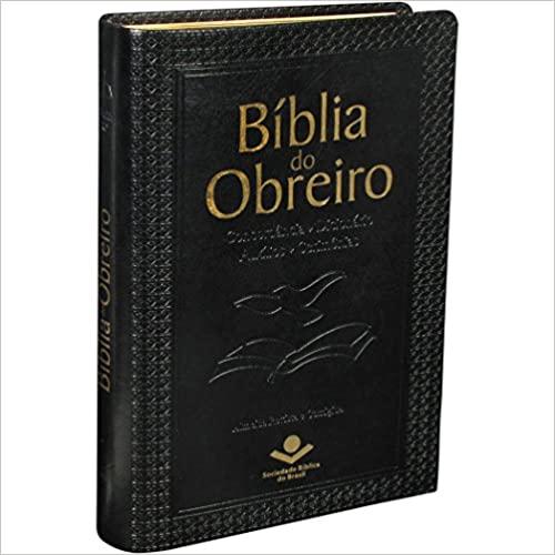 Biblia do Obreiro - Revista e Corrigida