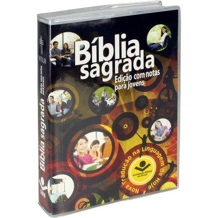 Bíblia Sagrada Para Jovens - Capa Colorida NTLH
