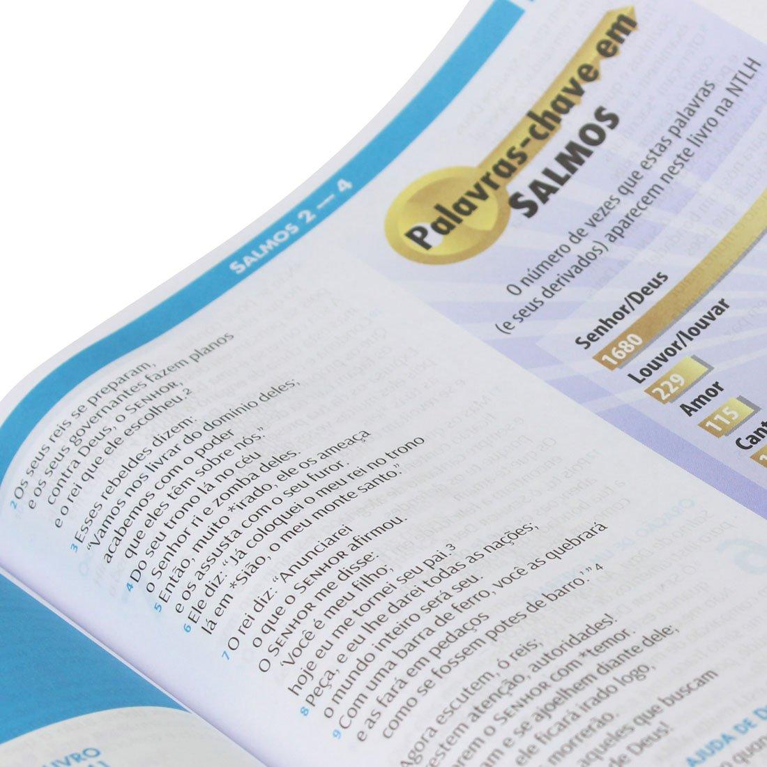 Bíblia Visual com Infográficos - Nova Tradução na Linguagem de Hoje
