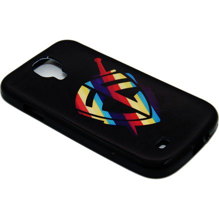 Capa para Celular Samsung Galaxy - Escudo Fé Color Cor Preta