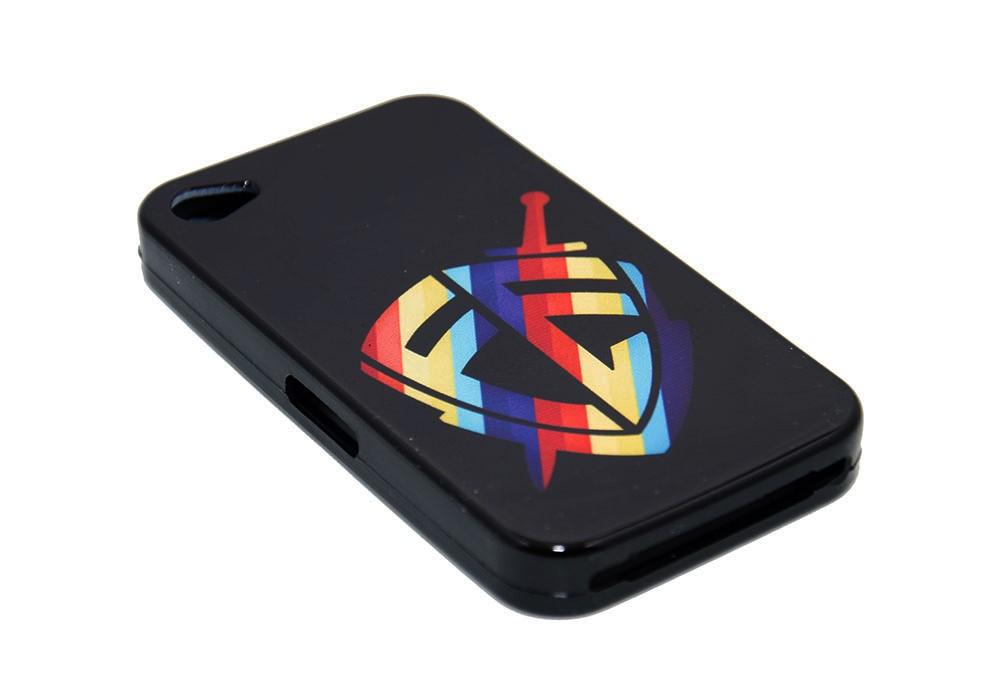 Capinha para Celular iPhone - Escudo Fé Color