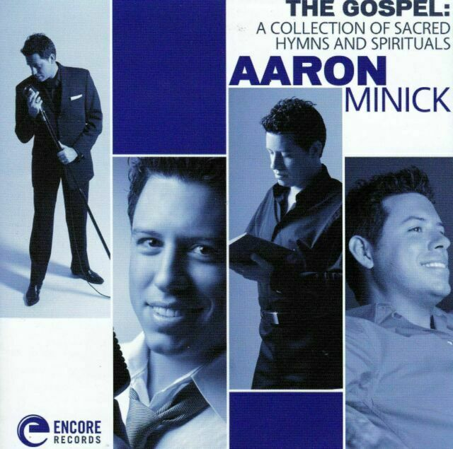 CD Aaron Minick - The Gospel