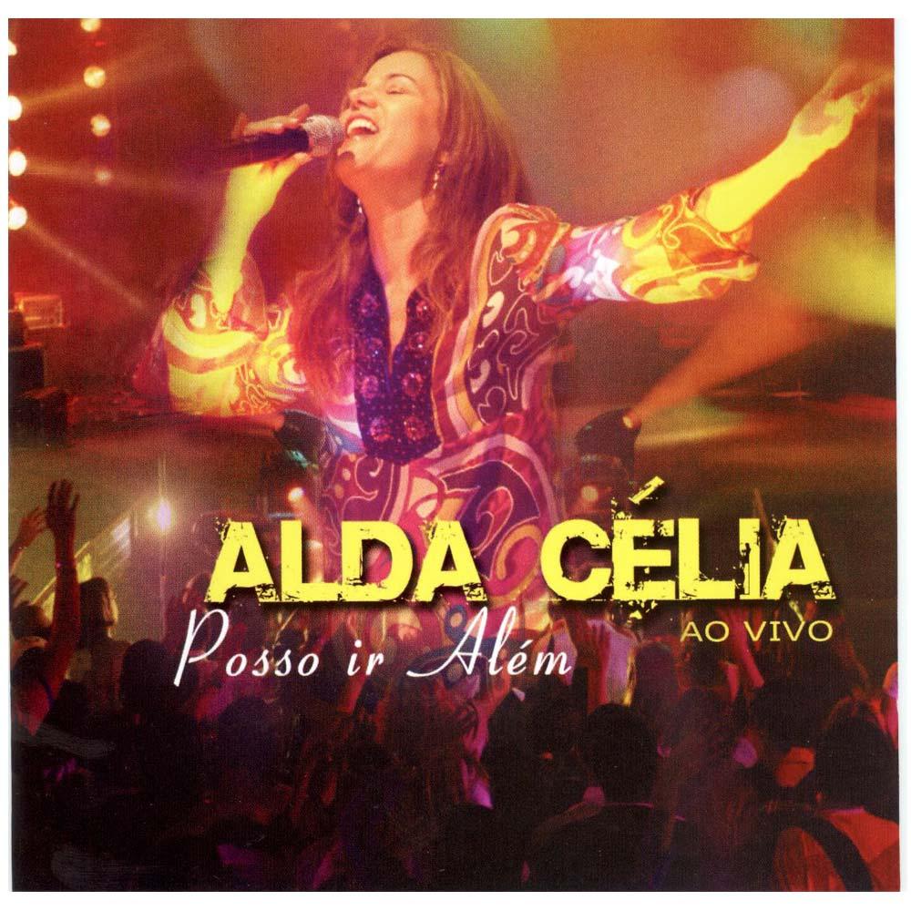 CD Alda Celia - Posso Ir Alem Ao Vivo