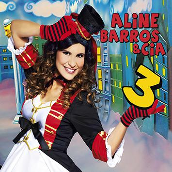 CD Aline Barros e Cia Volume 3