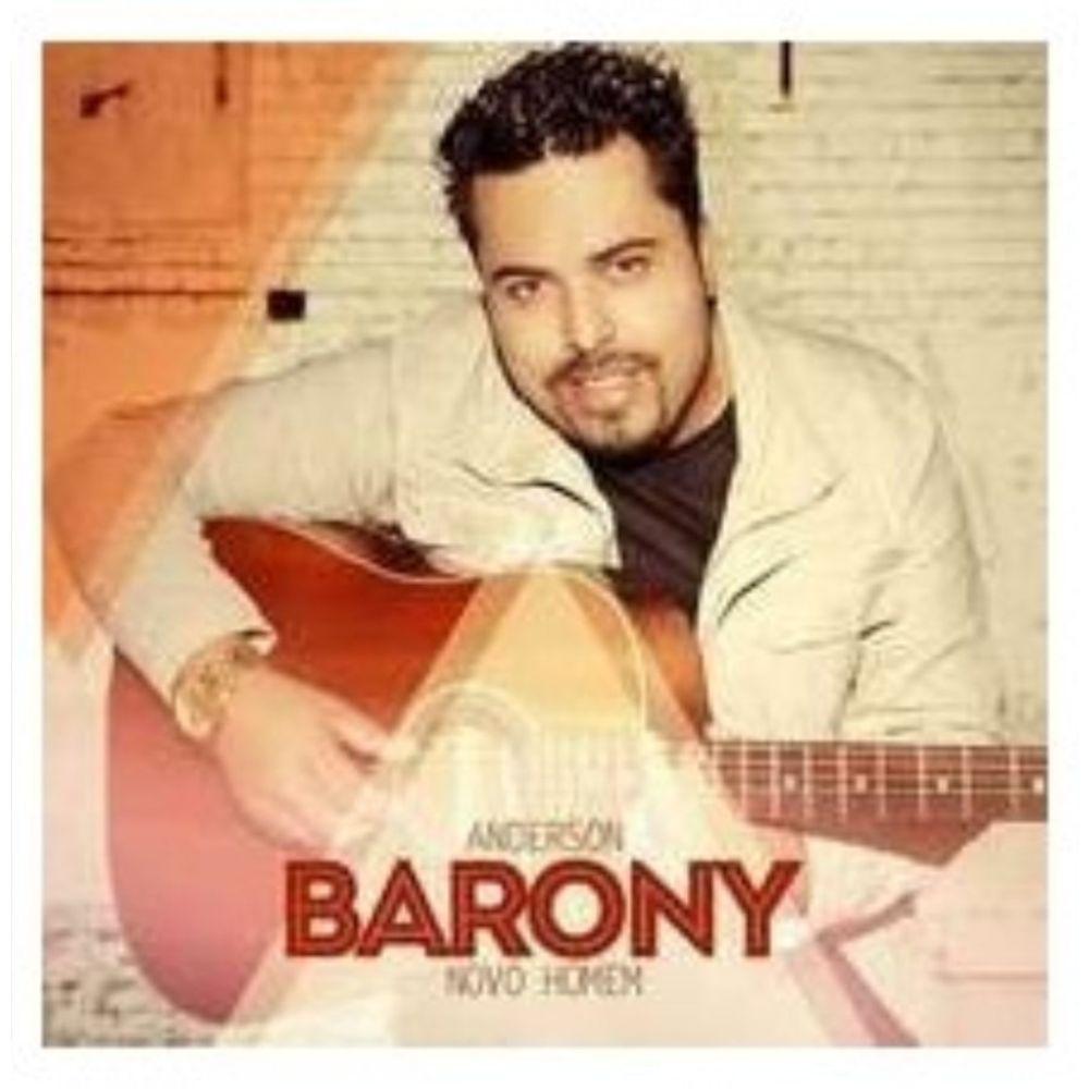 CD Anderson Barony - Novo Homem