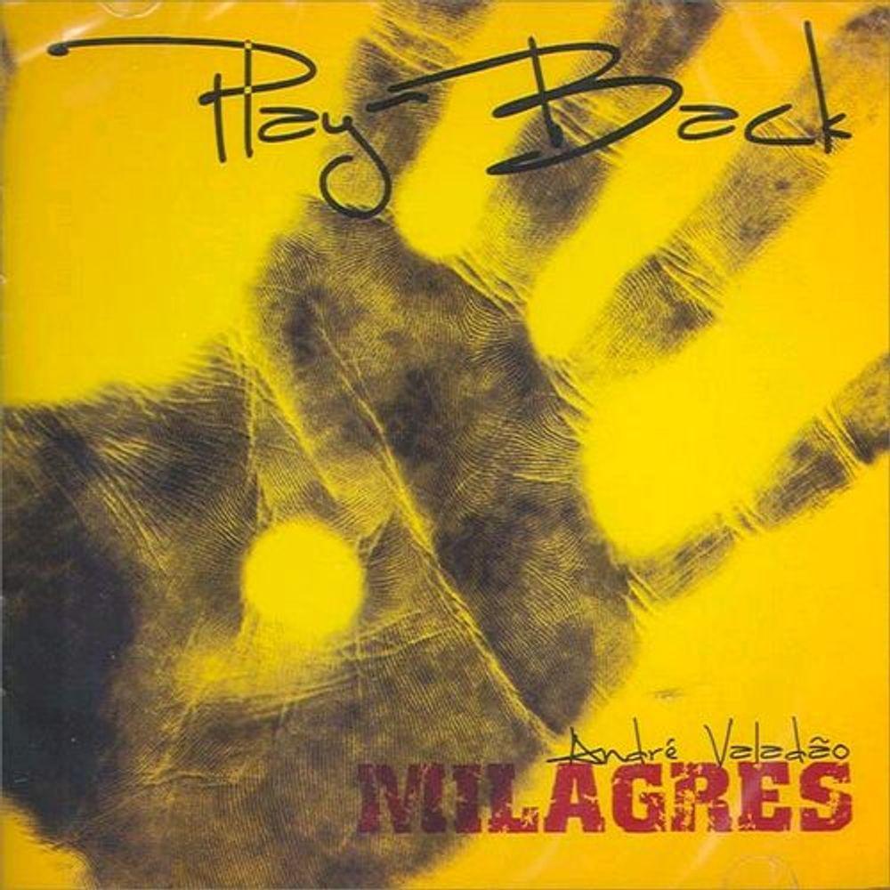 CD André Valadão - Milagres Playback