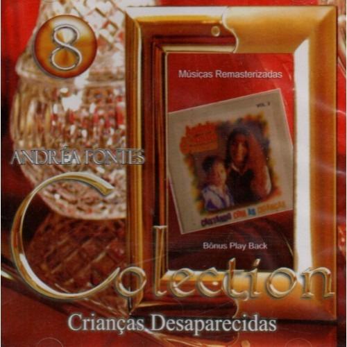 CD Andrea Fontes - Collection Crianças Desaparecidas