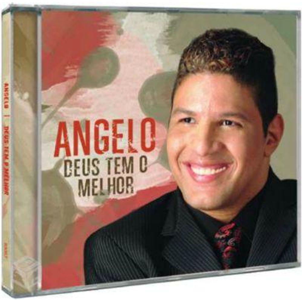 CD Angelo - Deus Tem o Melhor