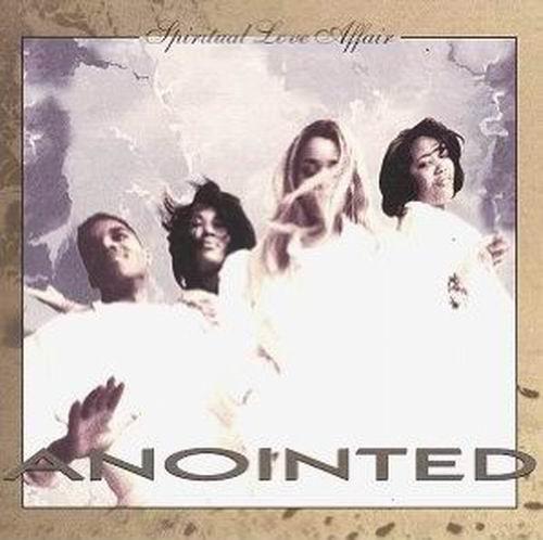 CD Anointed - Spiritual Love Affair