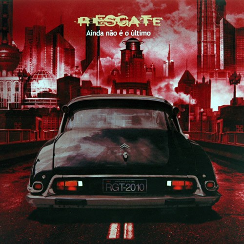 CD Banda Resgate - Ainda Não é o Ultimo