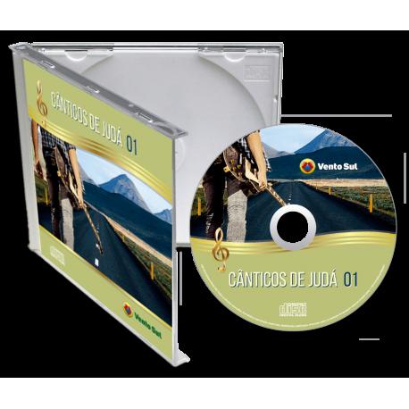 CD Coleção Canticos de Judah - Volume 1