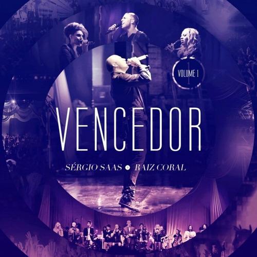 CD Coral Vencedor - Raiz (Ao Vivo) Volume 1